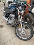1997 YAMAHA MOTORCYCLE