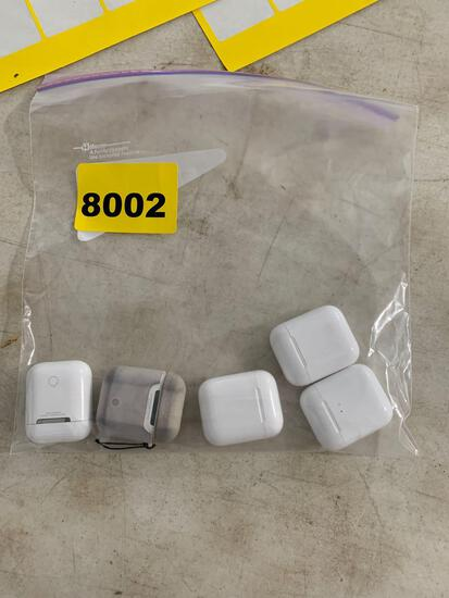 5 SETS OF AIRPODS