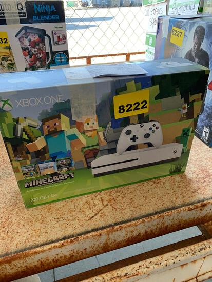 XBOX ONE MINECRAFT EDITION