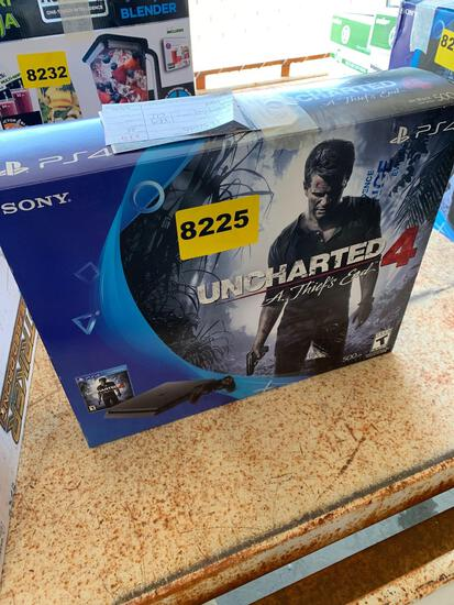 PS4 UNCHARTED 4 EDITION