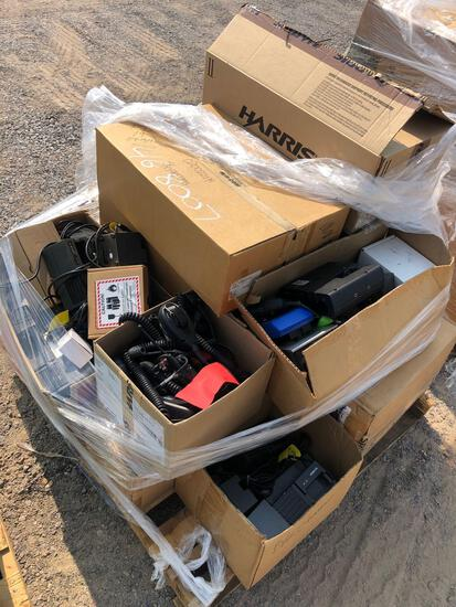 RADIO EQUIPMENT AND PAGERS