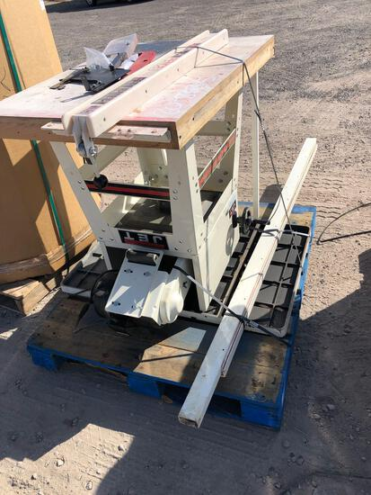 """JET 10"""" TABLE SAW"""