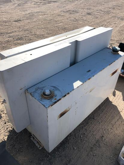 TRUCK TOOL BOX AND FUEL TANK TAXABLE