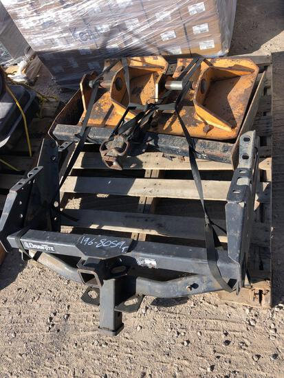 HITCHES AND STABILIZER PADS TAXABLE
