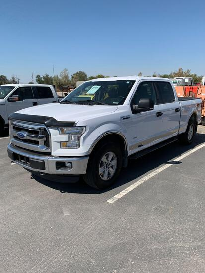 2016 FORD F150 4X4
