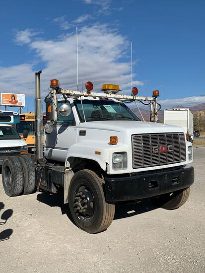 2000 GMC 8500 CAB & CHAS