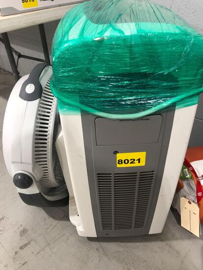 AC AND FAN