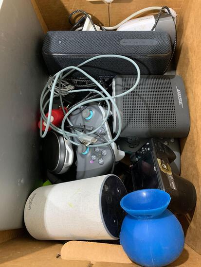 BOX W/ ELECTRONICS
