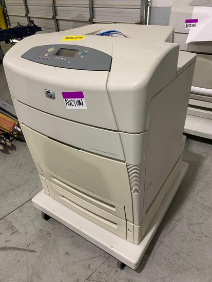HP 5550DN PRINTER