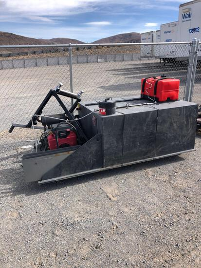 CGT FIRE PUMPS AND TANK