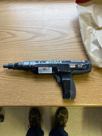 SIMPSON PT-27 ANCHOR GUN