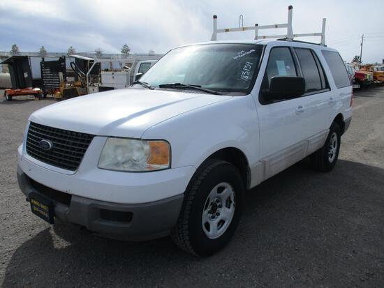 2003 FORD EXPEDITION LT