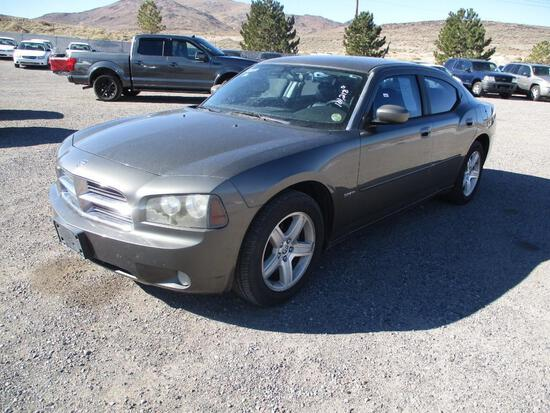 2008 DODGE CHARGER RT - LOCATED IN RENO, NV