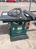 GRIZZLY 12' TABLE SAW