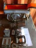 SONY HDV DVCAM AND BAG