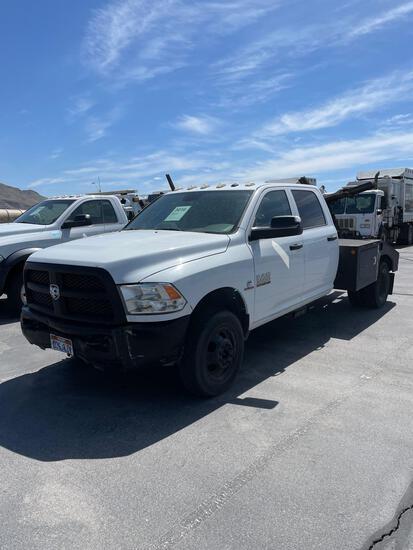 2014 RAM 3500 TOW TRUCK