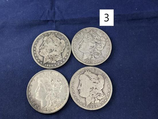 COINS AND TOKENS