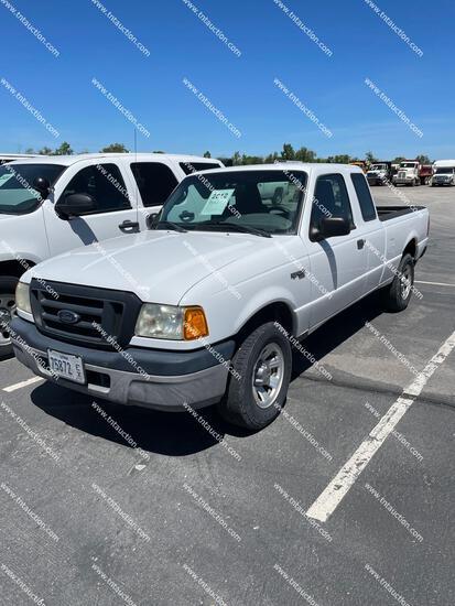 2005 FORD RANGER 2WD