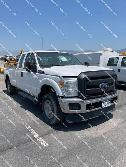2015 FORD F250 4X4