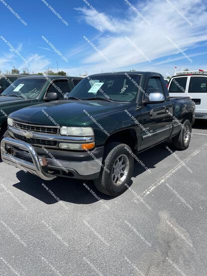 2002 CHEV 1500