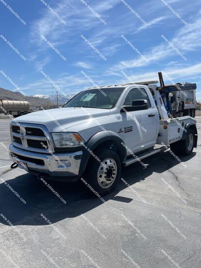 2016 RAM 4500 TOW TRUCK