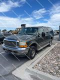 2000 FORD EXCURSION 4X4