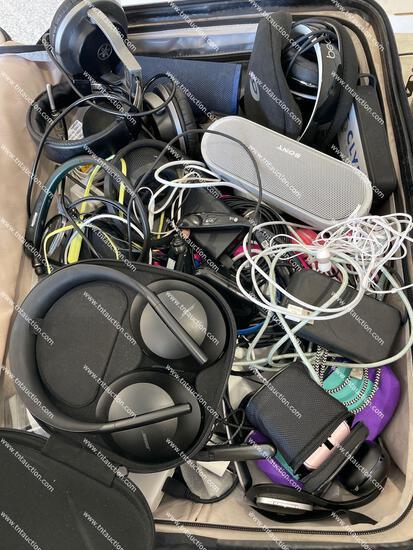 CASE W/ ELECTRONICS