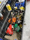 TRUCK TOOLBOX W/ TOOLS