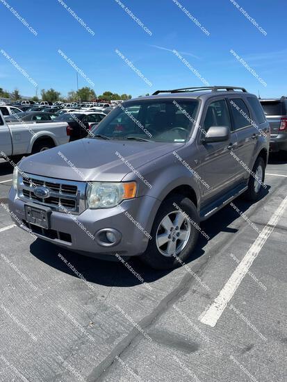 2008 FORD ESCAPE AWD