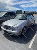 2002 MERCEDES CLK430 REBUILT