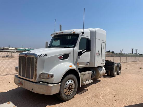 2016 Peterbilt 567 Truck, VIN # 1XPCD49X0GD358063