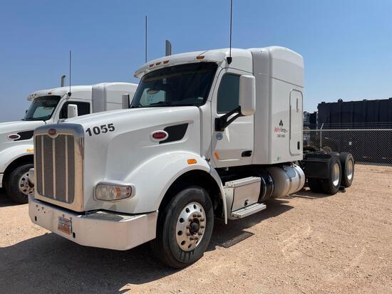 2016 Peterbilt 567 Truck, VIN # 1XPCD49X7GD358061