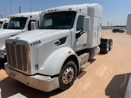 2016 Peterbilt 567 Truck, VIN # 1XPCD49X2GD358064