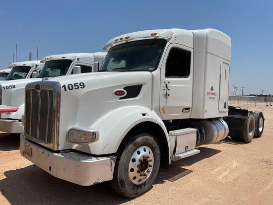 2016 Peterbilt 567 Truck, VIN # 1XPCD49XXGD358054