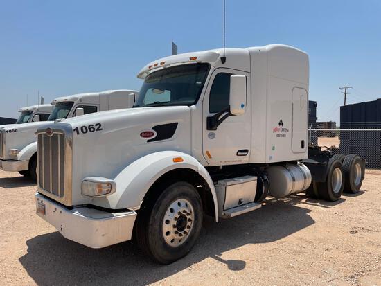 2016 Peterbilt 567 Truck, VIN # 1XPCD49X6GD344877