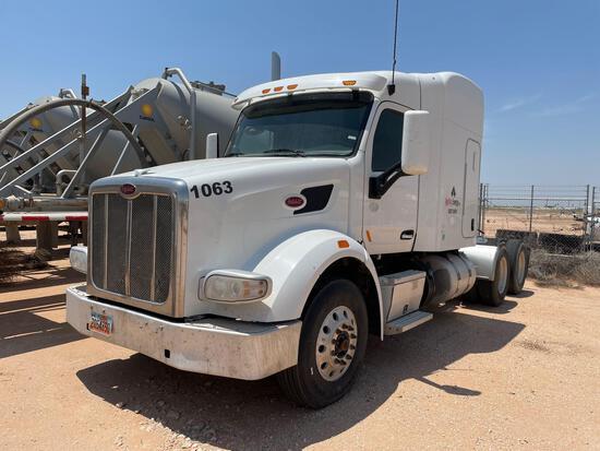 2016 Peterbilt 567 Truck, VIN # 1XPCD49X2GD344875