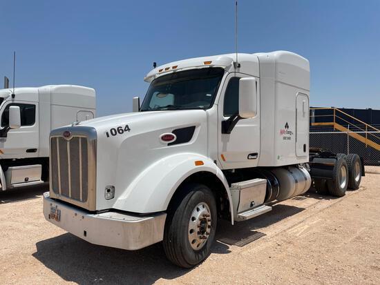 2016 Peterbilt 567 Truck, VIN # 1XPCD49X4GD358051