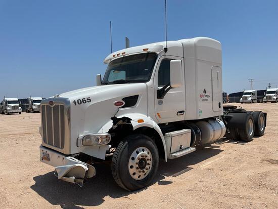 2016 Peterbilt 567 Truck, VIN # 1XPCD49X9GD358062