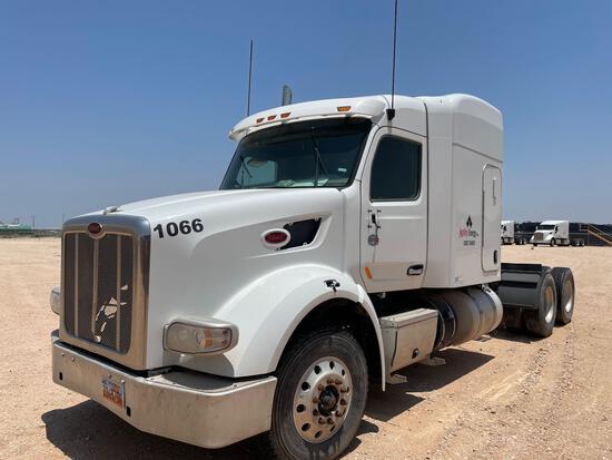2016 Peterbilt 567 Truck, VIN # 1XPCD49X7GD358058
