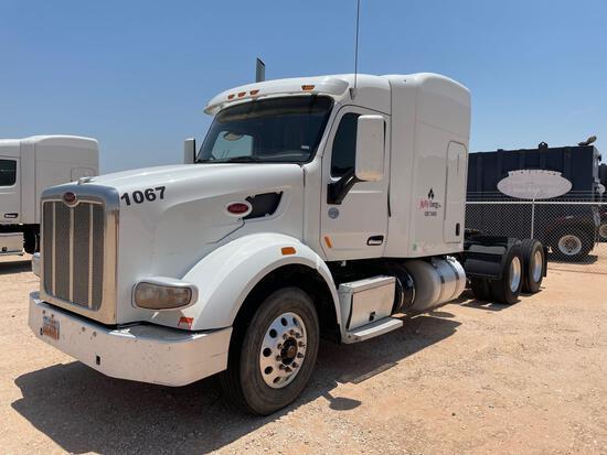 2016 Peterbilt 567 Truck, VIN # 1XPCD49X4GD358065