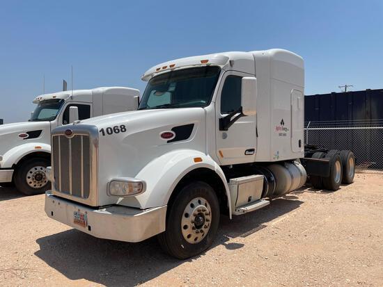 2016 Peterbilt 567 Truck, VIN # 1XPCD49X1GD358055
