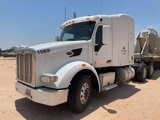 2016 Peterbilt 567 Truck, VIN # 1XPCD49X8GD344881