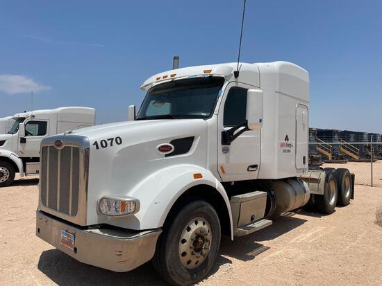 2016 Peterbilt 567 Truck, VIN # 1XPCD49XXGD344882