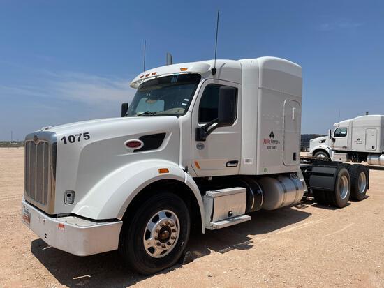 2016 Peterbilt 567 Truck, VIN # 1XPCD49X5GD358057