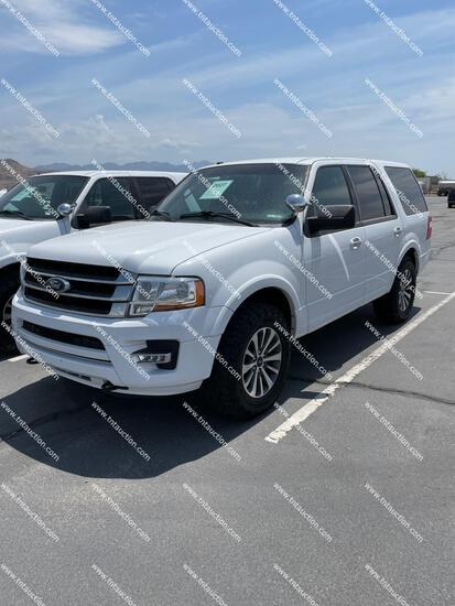 2016 FORD EXPEDITION 4X4