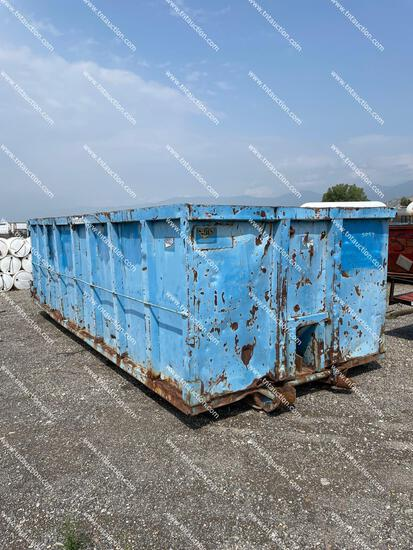 30 YD ROLL OFF CONTAINER