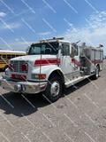 1998 INTL PIERCE FIRE TRK
