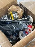 BOX W/ POLICE EVIDENCE