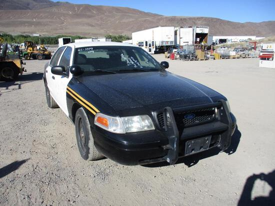 2009 FORD CROWN VIC