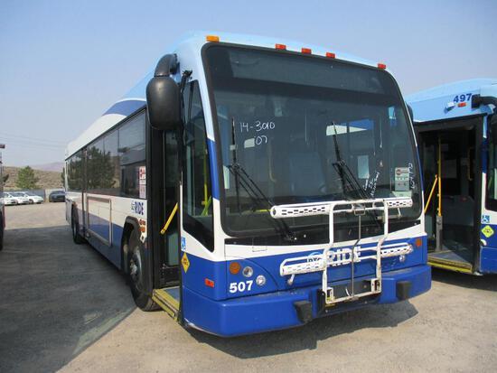 2007 GILLIG G27D102N4 BUS